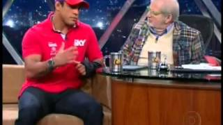 Vitor Belfort no programa do JÔ 19-06-12 (entrevista completa)