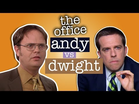 Andy Vs Dwight  - The Office US