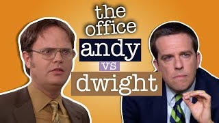 Download Andy Vs Dwight  - The Office US Mp3 and Videos