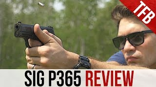 Sig Sauer P365 500 Round Review: Is it a