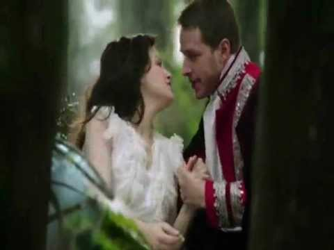 Snow White & Prince Charming - Love Story (Once Upon a Time)
