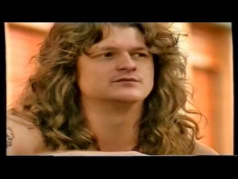 """Iced Earth """"Colors"""" Interview 1991"""