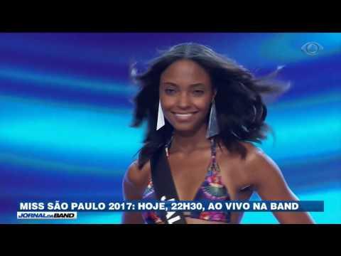 Band transmite o Miss São Paulo neste sábado