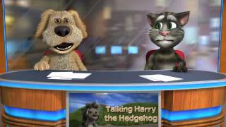 Talking Tom & Ben News Call Me Maybe by Carly Rae Jepsen