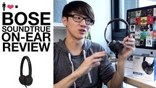 Bose SoundTrue On-Ear Review