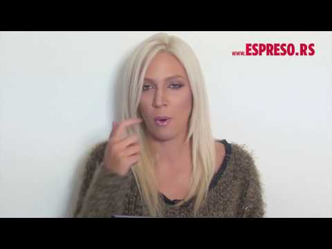 #EspresoTviter: Milica Todorović čita tvitove o sebi