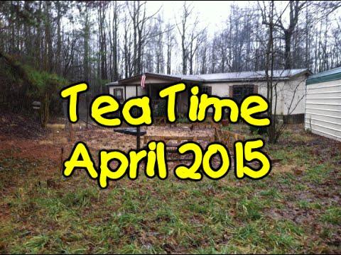 Tea Time April 2015