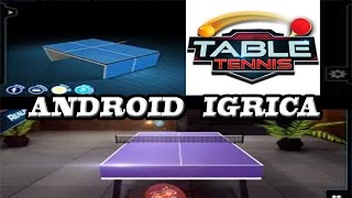 TABLE TENNIS 3D LIVE Ping Pong ---GAMEPLAY- 3D STONI TENIS