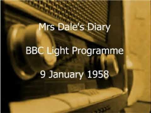 Mrs Dale's Diary