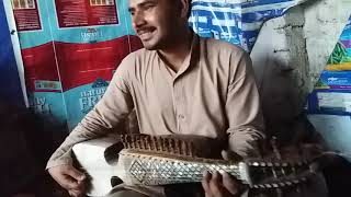 Tho cheez bari hai mast mast/falak naz ustaz rabab maker mingora swat