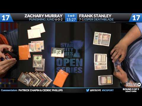 SCGPORT - Legacy - Round 9 - Frank Stanley vs Zachary Murray [Magic: the Gathering]