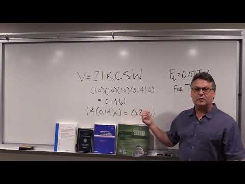 Seismic Analysis Lecture #1 - Dirk Bondy, S.E.