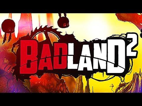 BADLAND 2 - Обзор - Экшен платформер уже можно скачать!