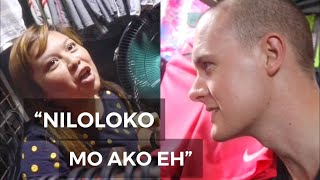I DON'T SPEAK TAGALOG PRANK in TAYTAY!