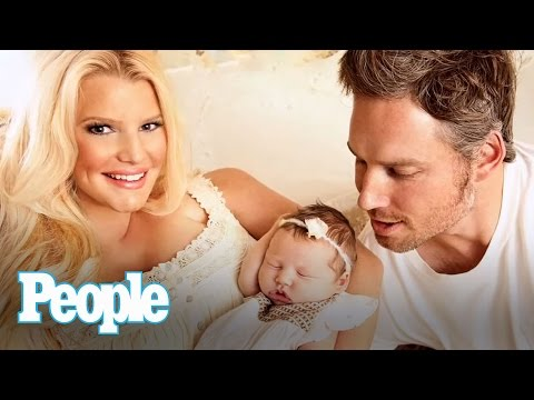 Jessica Simpson Opens Up Her Home | People