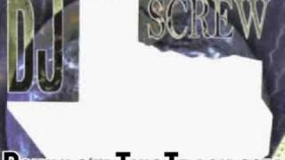 bone thugs-n-harmony ft. 2pa - Thug Luv - DJ Screw-Only Roll