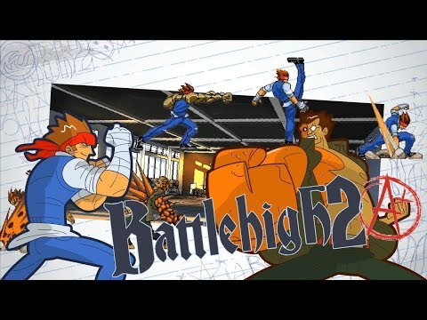 Battle High 2 A+ Game Sample - PC/Indie