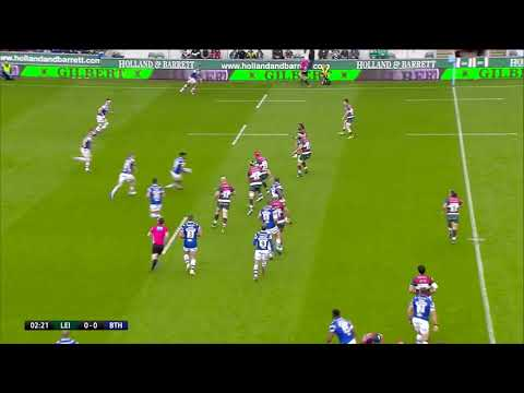 Watson - Try of the Week