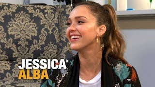 Jessica Alba's Best Cleaning Tips for New Moms
