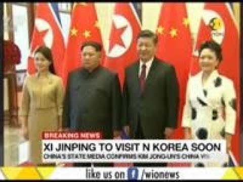 China confirms the visit of Kim Jong Un to Beijing