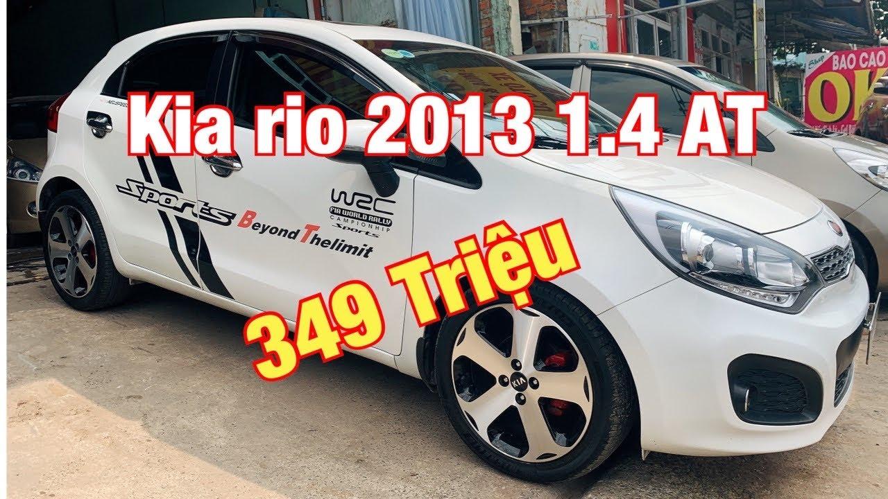 Photo of [ĐÃ BÁN] Kia rio 2013 1.4AT xe đúng chất gia đình cập nhật
