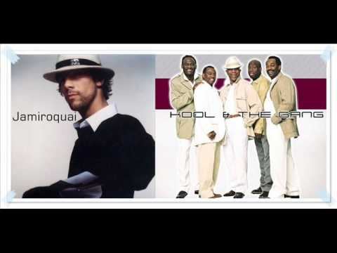 Kool & The Gang ft. Jamiroquai - Hollywood Swingin