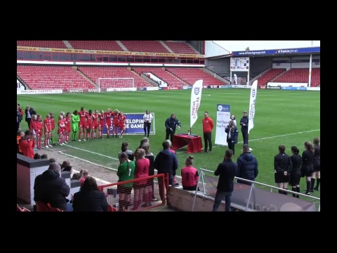 Live Stream : AoC Sport Womens Premier Cup Final - Gateshead v South Gloucestershire & Stroud