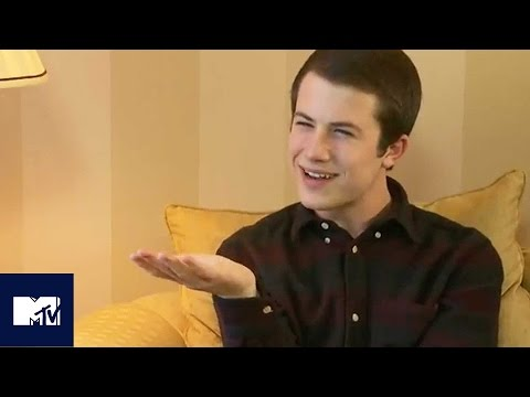 13 Reasons Why  Dylan Minnette Reveals '13 Things About Me!'  MTV Movies