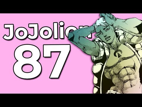 JoJolion Chapter 87