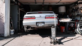 240sx-goes-straight-pipe-open-headers