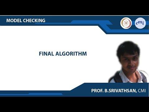 Unit 10 - Module 3: Final Algorithm