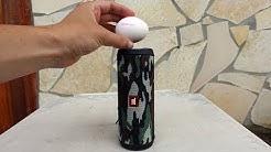 Experiment - Was passiert, wenn ich ein Ei auf die JBL FLIP 4 MUSIC BOX lege?
