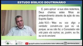 ESTUDO BÍBLICO - O FRUTO DO ESPÍRITO