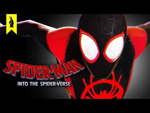 SPIDER-MAN: INTO THE SPIDER-VERSE –Is It Deep Or Dumb? –Wisecrack Edition