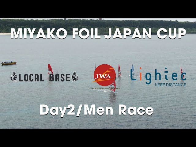MIYAKO FOIL JAPAN CUP 2021  Day2 Men Race