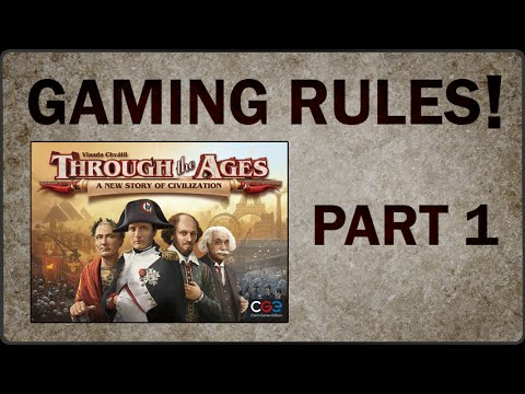 Through the Ages - How to Play