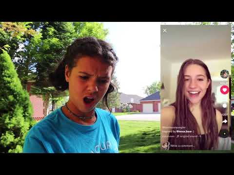 RECREATING MACKENZIE ZIEGLERS MUSICAL.LY | klailea