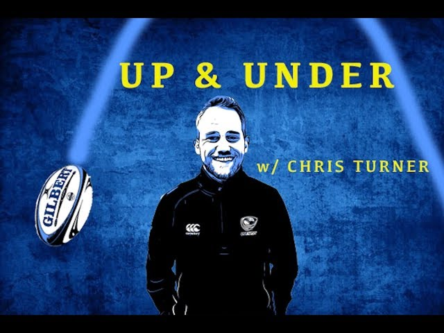 Up & Under #13 - Northeastern Men's Rugby Captain Darren Chan and Head Coach Ed Tubridy