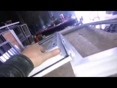 видео: пластиковые окна своими руками. Цех по производству ПВХ окон за 589$