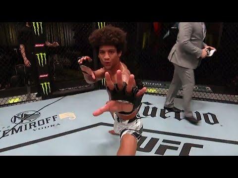 Alex Caceres Octagon Interview | UFC Vegas 41