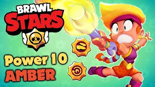 Brawl Stars - Which Star Power is best for Amber? Gameplay Walkthrough (iOS, Android) - Part 96