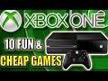 10 Fun & Cheap Xbox One Games Under $20