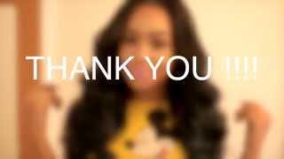 Curl Tutorial : How to get beautiful Kim K/ Body wave curls (Flat Iron)