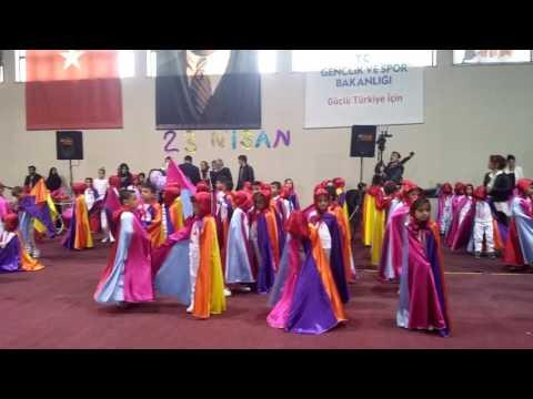 Boyabat'ta 23 Nisan Kutlamaları - 1