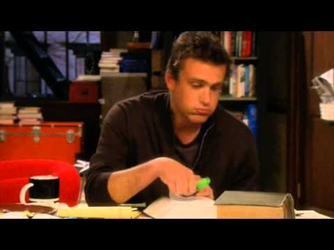 Marshall Tries To Study Law