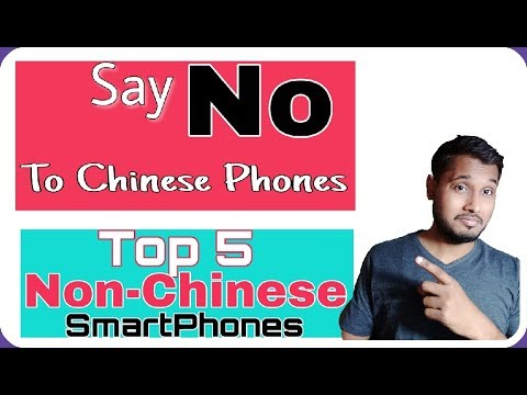 Top 5 Non Chinese Smart Phones in India-(15000 Range)