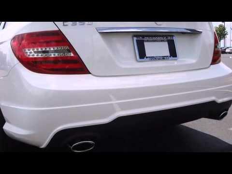 2013 MercedesBenz CClass C350 Sport in Duluth GA 30096  YouTube