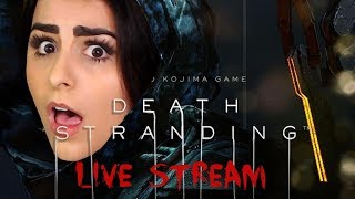 DEATH STRANDING | LIVE STREAM | THE GAME *ACTUALLY* STARTS GETTING GOOD HERE | CHAPTER 3