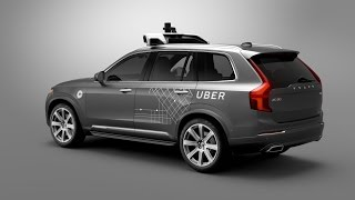 Repeat youtube video Exclusive: Uber's First Self-Driving Cars Arrive This Month