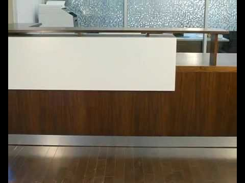 Mayline Napoli Reception Desk